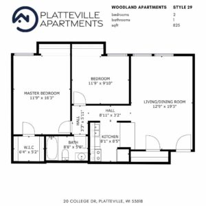 Two Bedroom Style 29